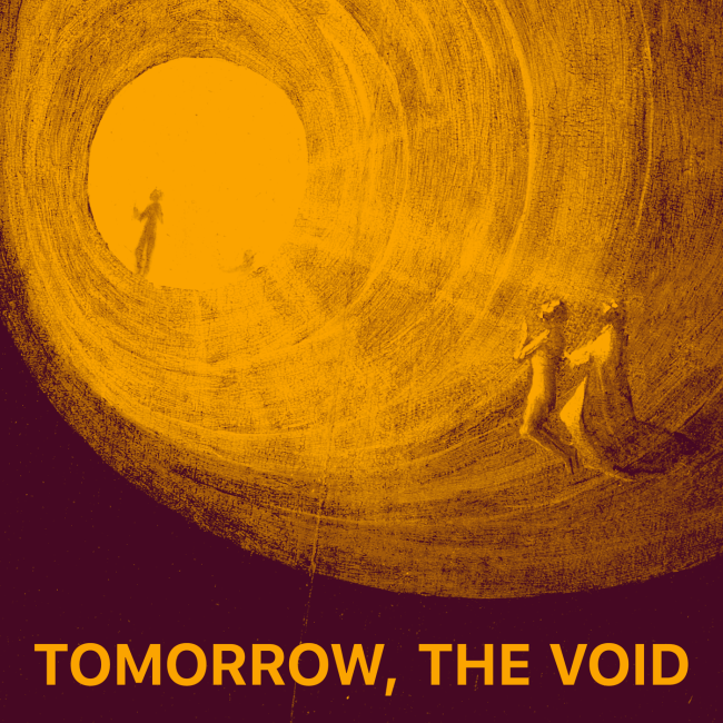 Tomorrow, the Void Cover Art